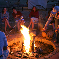Fellowship, Food and Fire! @ See CTK Youth Group emails