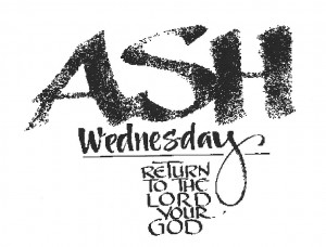 Ash Wednesday Service - Noon